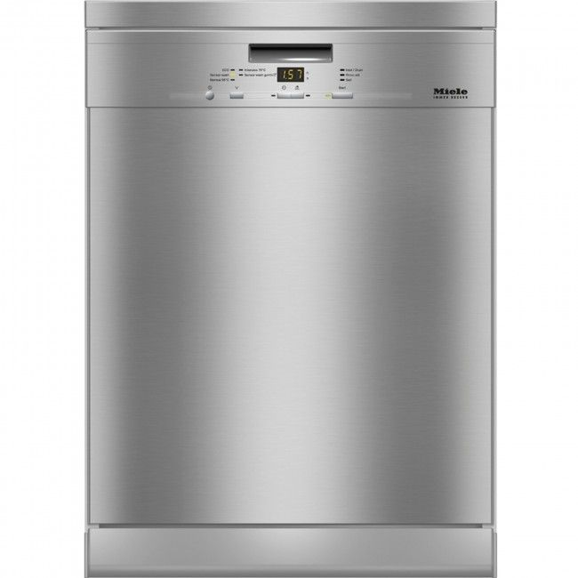 Miele G4920BK Freestanding 13 Place Dishwasher - Stainless Clean Steel