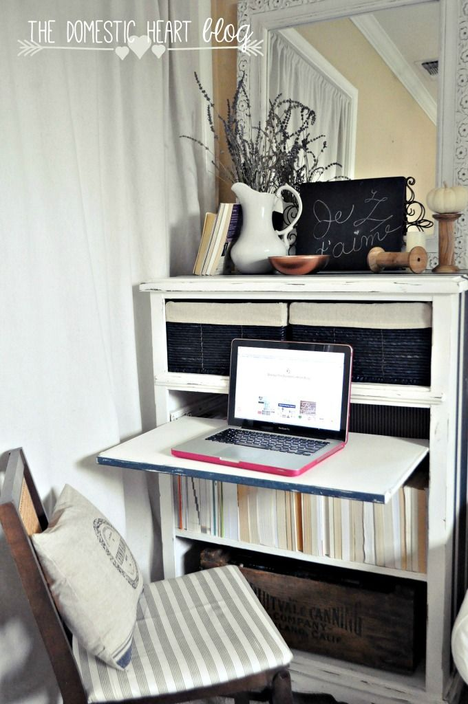 17 Best Ideas About Bookshelf Desk On Pinterest Diy