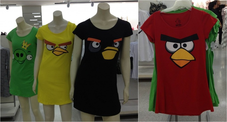 eu queroo: Angry Birds