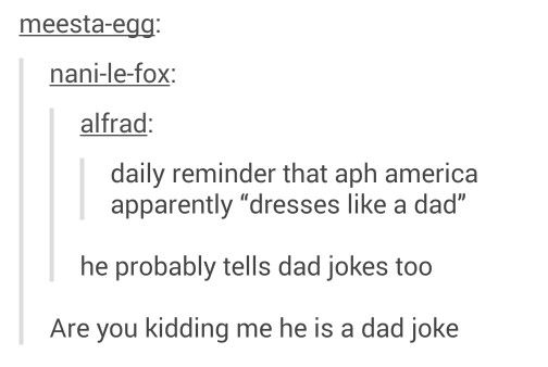 APH America - Dad Joke