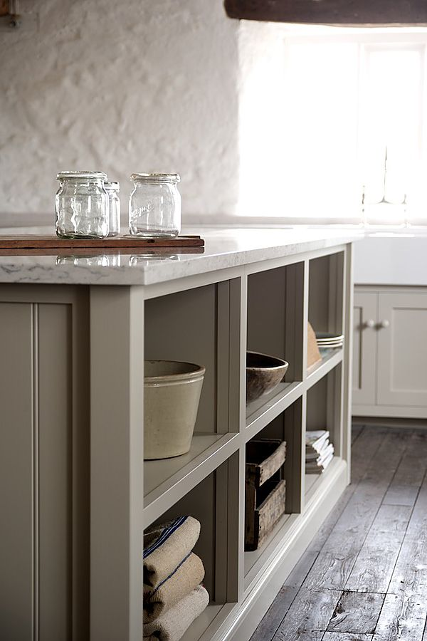 This is the beautiful Real Shaker Kitchen by deVOL.