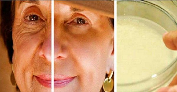 awesome Homemade Cream to Rejuvenate Facial Skin and Get Rid of Wrinkles! Incredible Results (Recipe)!