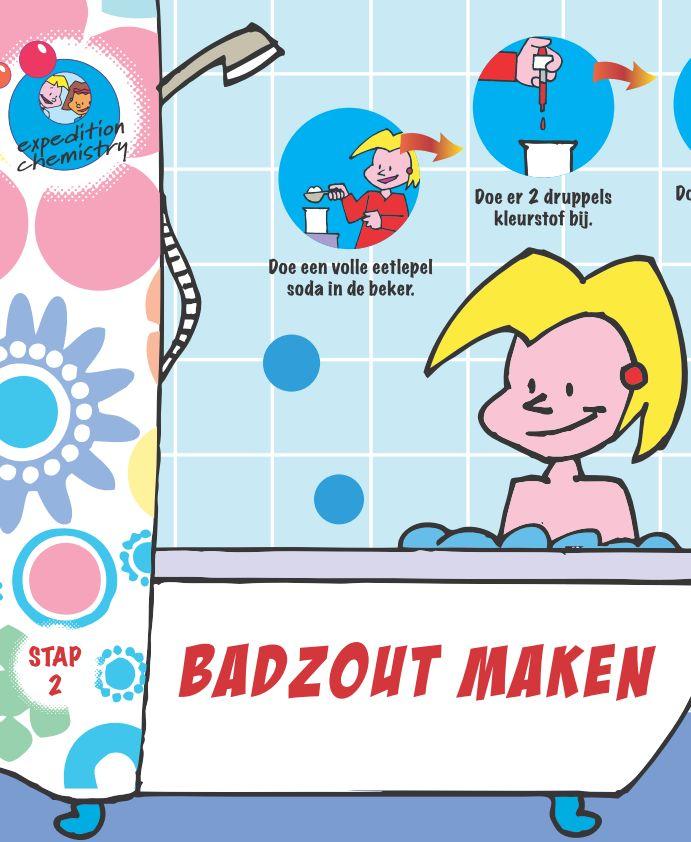 Wil je een kinderlab organiseren op een evenement? Met dit draaiboek en deze werkbladen kun je basisschoolleerlingen hun eigen badzout laten maken. Bekijk ook de …