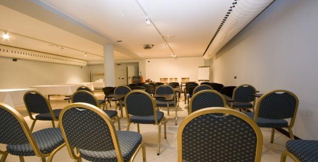 Sala Congressi dell'Hotel Relais sul Lago di #Varese #Nettopartners