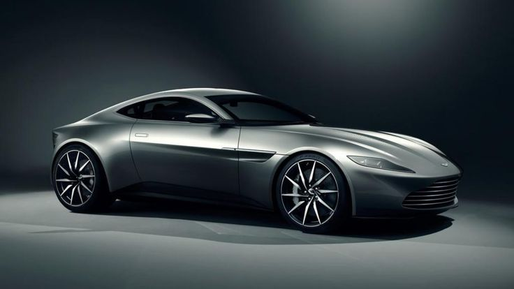 """The first new member of the Bond 24 film cast is the """"built for Bond"""" Aston Martin DB10: http://bit.ly/1Ao6mdi"""