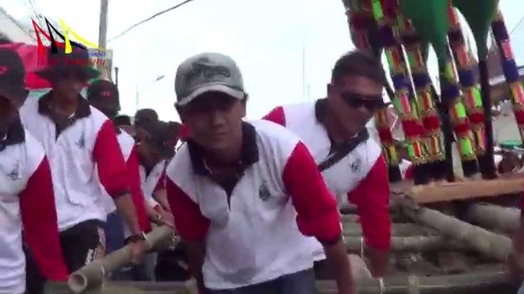 Ritual Kolosal Tabuik Piaman