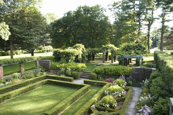 168 best images about parterre trees gardens on for Parterre garden designs