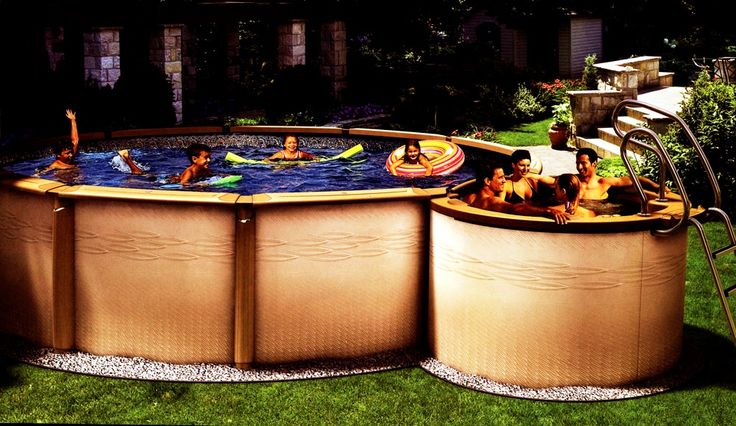 1000 id es sur le th me above ground pool heater sur for Club piscine above ground pools prices