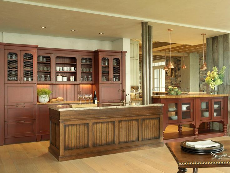 Country Kitchen Ideas Layouts