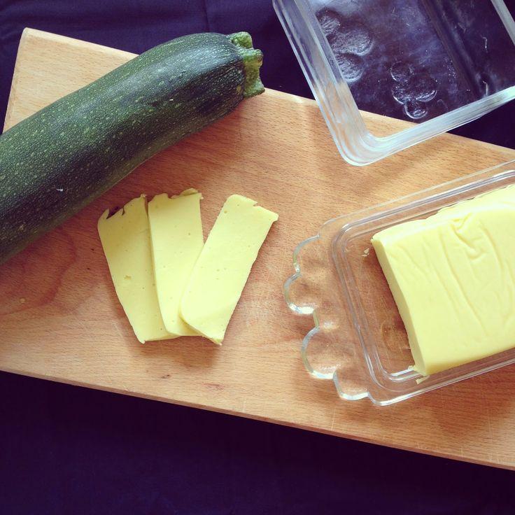 Én kicsi paleo konyhám: Cukkini sajt
