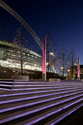 Over 1000 metres of LED striplighting was used by Absolute ...