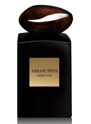 Armani Prive Cologne Spray Ambre Soie by Giorgio Armani is a Oriental Spicy fragrance for women and men. Armani Prive Cologne Spray Ambre Soie was launched in 2004. The nose behind this fragrance is Christine Nagel. The fragrance features ginger, amber, patchouli, pepper and cloves.