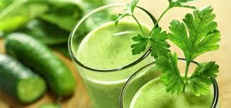 Ayurvedic Home Remedies 101: How to Make Cilantro Juice.    Useful for Detoxification, Chelation, Inflammation, Skin Issues (rash, psoriasis, eczema, acne, etc), Hot Flashes and a Simply Great Way to Keep Cool this Summer!!