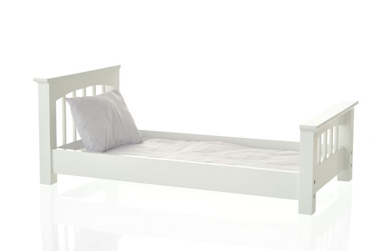 """18"""" Doll Beds Doll Single Bed - Craftsman Style"""