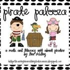 Are you looking for fun, educational activities using a pirate theme? Pirate Palooza has several literacy, math, and writing activities to keep you...