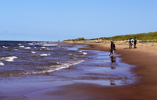 Sandy Beaches #PEI