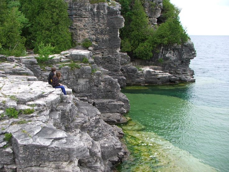Bruce Peninsula National Park of Canada in Northern Bruce Peninsula, ON
