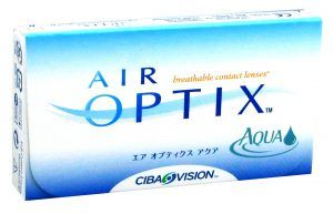 1.  Monthly disposable contact lenses  2. More oxygen flow through the lens  3. Retains moisture for comfort throughout the day   4. Superior deposit resistance for cleaner lenses