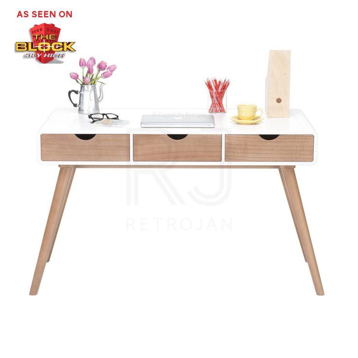 Isabella Scandinavian Style Office Desk | $449.00