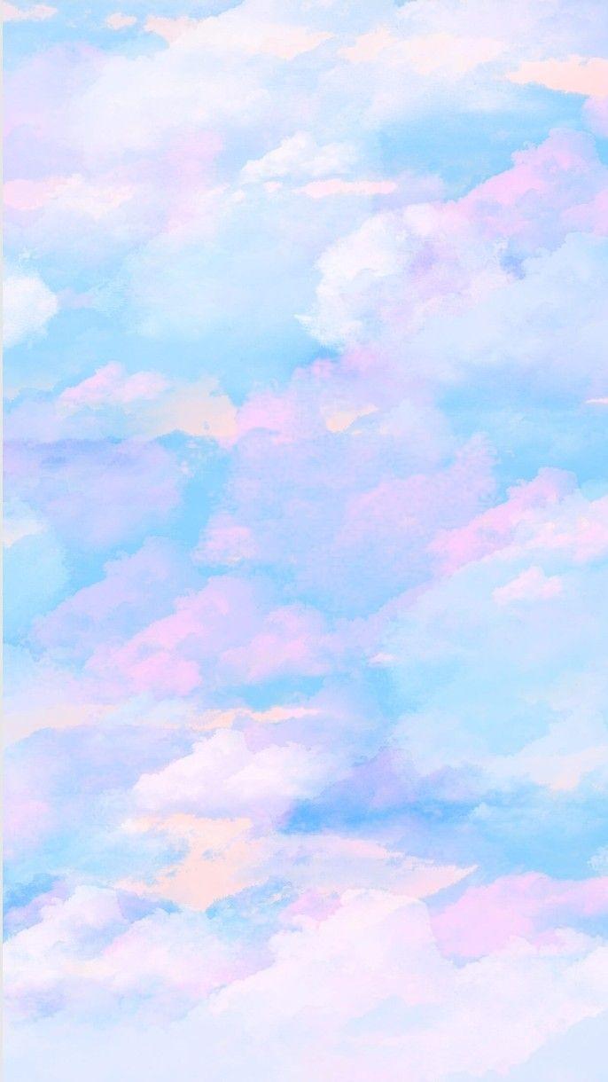 Pin By Nuruel On Blush Wallpaper Pastel Color Wallpaper Colorful Wallpaper Pastel Background Wallpapers