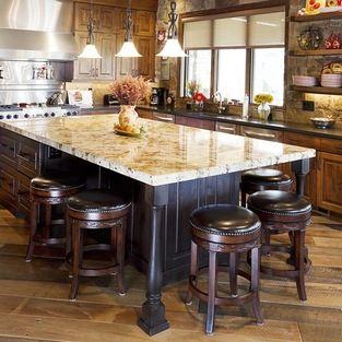 Best 25 Custom Kitchen Islands Ideas On Pinterest