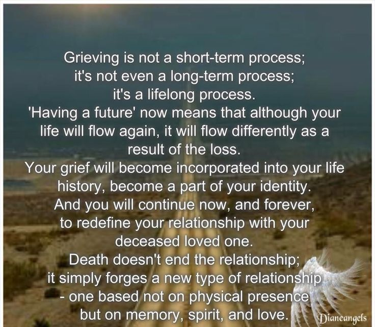 Grief loss