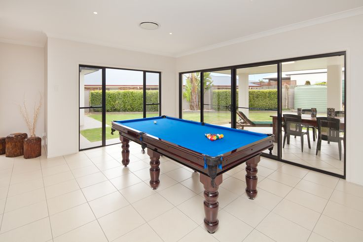 For the mid-price range indoor pool table for a standard sized house, the Billiard Shop's Gemstone range will more than likely be exactly what you need.