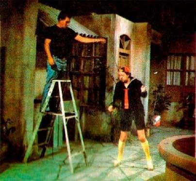 Fotos nunca antes vistas de Chaves e Chapolin são divulgadas!