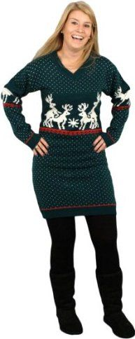 I think this is what I will be wearing for our Ugly Sweater Christmas Party @Moncy Nabors Estevez