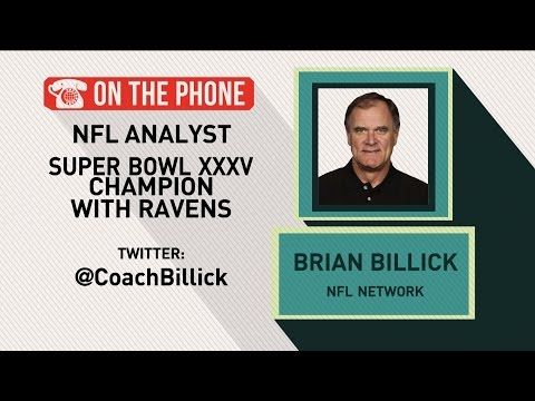 Gottlieb: Brian Billick talks NFL Playoffs