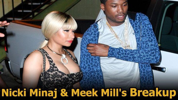 Nicki minaj and meek mill break up   why did nicki minaj and meek mill b...