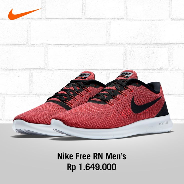 NIKE FREE RUN Engineered breathability and Flexible support. Men Nike free running shoe bring you miles of comfort with a breathable engineered mesh upper and a newly designed tristar outsole pattern, that adjusts to your foot every step delivering support and flexibility.