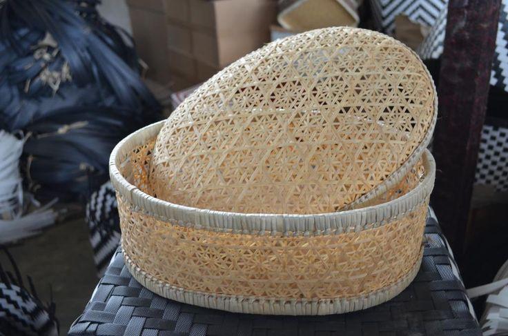 anyaman bambu indonesia