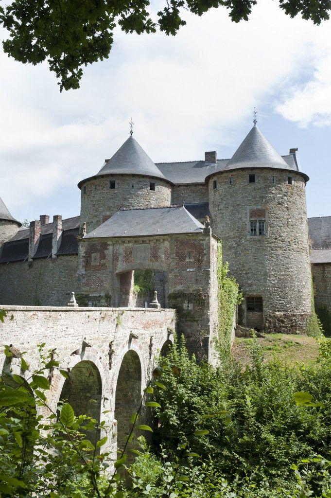 Kasteel van Corroy - Belgie