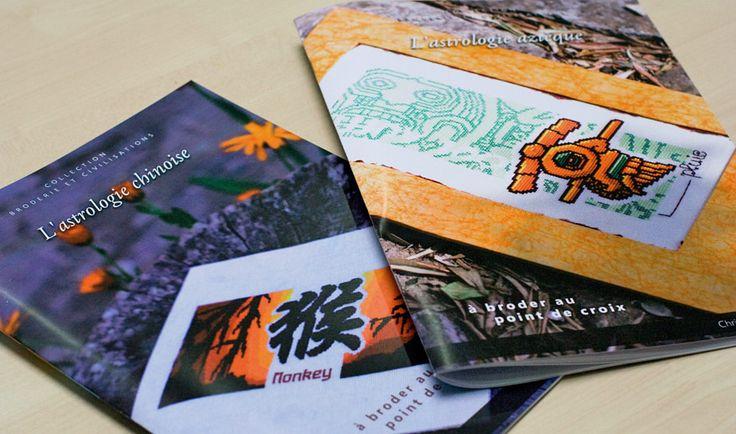 Livres astrologie Aztèque et astrologie Chinoise - Encore des nouveaux livres en 2016 chez Filanthrope !  Le concept vous avait déjà séduit avec le livre de l'Astrologie Égyptienne, le livre de l'Astrologie Amérindienne et le livre des Pierres de Naissance...  Nous nous sommes donc dit que vous seriez intéressés par nos nouveaux livres sur l'Astrologie Chinoise et l'Astrologie Aztèque   A l'intérieur vous trouverez des grilles expliquées et des textes détaillés sur tous les signes. Jolis…