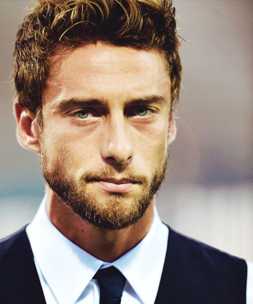 Claudio Marchisio is an Italian footballer who plays as a midfielder for Juventus and the Italian national team. b. 1986
