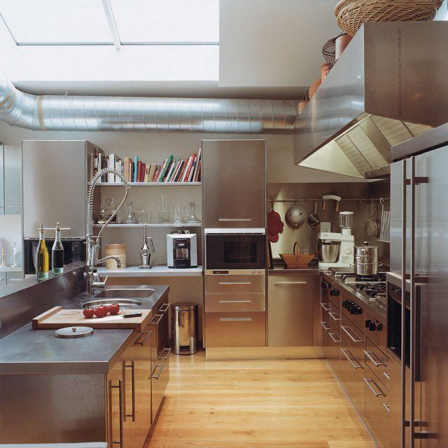 115 best cuisine images on Pinterest Kitchens, Ikea kitchen and - agencement d une cuisine