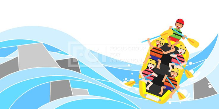 ILL156, 프리진, 일러스트, 여행, 스포츠, 여름레포츠, 레포츠, 에프지아이, 벡터, 여름, 휴가, 휴식, 힐링, 여름휴가, 사람, 캐릭터, 남자, 여자, 운동, 익스트림, 익스트림스포츠, 웃음, 미소, 행복, 신나는, 단체, 래프팅, 계곡, 바위, 헬맷, 모자, 노젓기, 구명조끼, 물결, 곡선, 물살, 보트, 앉아있는, 돌, 물보라, illust, illustration #유토이미지 #프리진 #utoimage #freegine 20004384