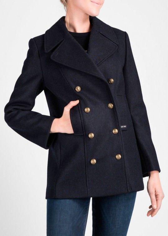 les 25 meilleures id es de la cat gorie caban femme sur pinterest cabans de femmes tenue. Black Bedroom Furniture Sets. Home Design Ideas