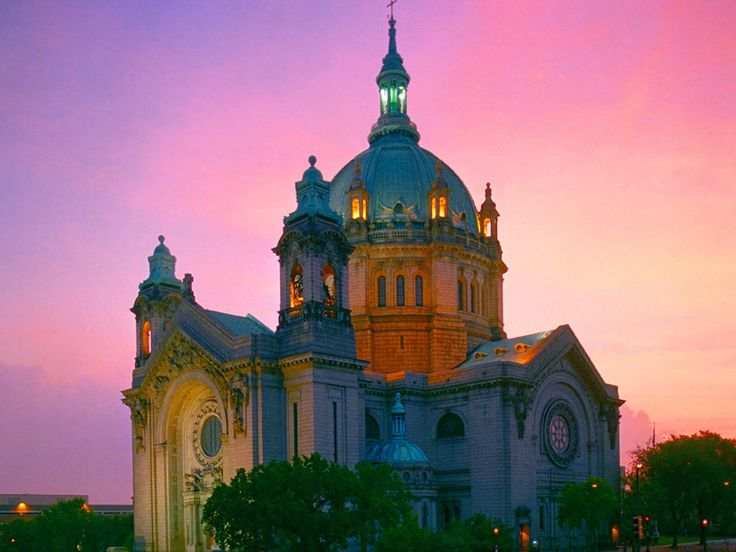 """DO: The Cathedral of Saint Paul  Summit Avenue at Selby """"Massive and beautiful cathedral - worth a look inside. Then take a stroll down Selby Ave."""""""