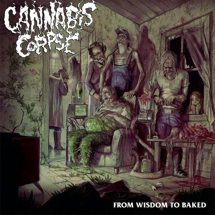 MetalArt: Cannabis Corpse