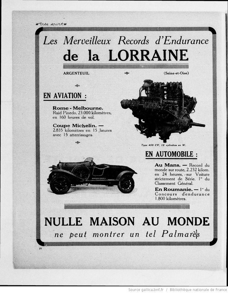 Très sport 1924-08-01 Gallica Publicités anciennes  cyclisme