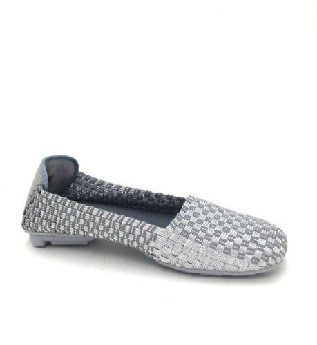 Bernie Mev Womens Lulia Casual Wedge Shoes Navy Camo