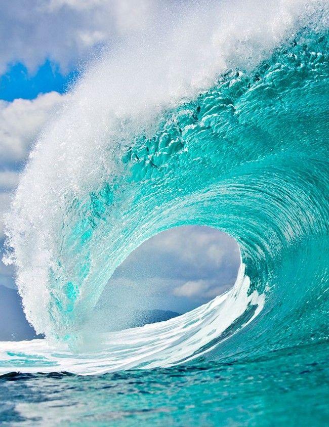 Wave ocean