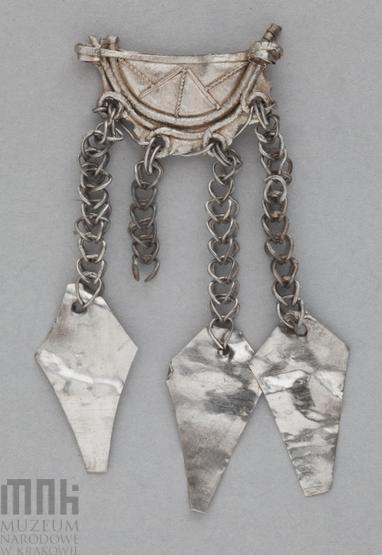 Poland - West Slavs - temple ring, 10th-11th century   Katalog MNK