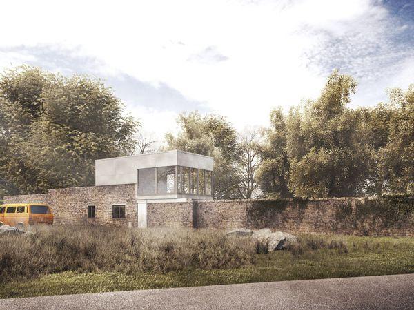 peter-alison-smithson-upper-lawn-pavilion-xoio-lasse-rode-11 - Ronen Bekerman - 3D Architectural Visualization & Rendering Blog