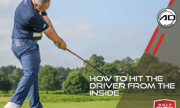 Watch How To Swing The Driver From The Inside Golf Drivers Golf Watch Golf Lessons