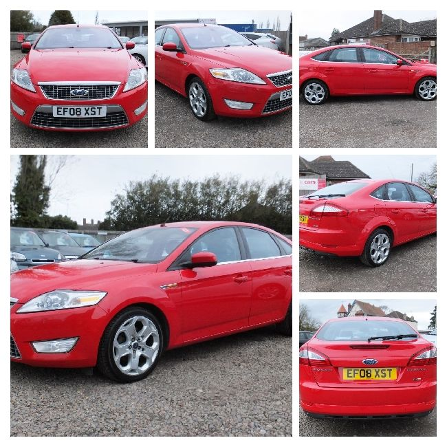 Ford Mondeo 2008 Red 93000 Miles £5699.00 #usedcar #forsale #advert #car https://www.v5cars.co.uk/buy-used-car/121/ford/mondeo #ford #mondeo