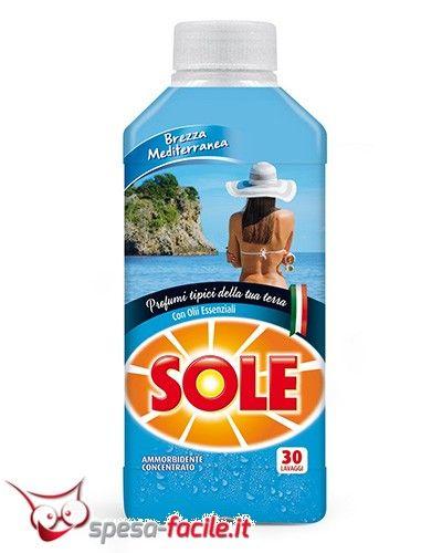 SOLE AMMORBIDENTE CONCENTRATO BLUE 690ML Vedi tutti i Prodotti Sole  ...