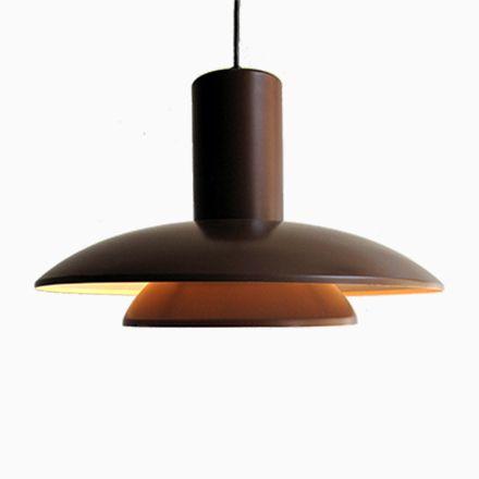 Stunning Braune Skandinavische Metall H ngelampe Jetzt bestellen unter https moebel ladendirekt de lampen deckenleuchten deckenlampen uid udffb a a